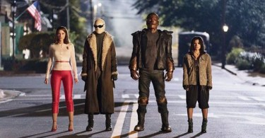 April Bowlby Riley Shanahan Matthew Zuk Diane Guerrero Doom Patrol