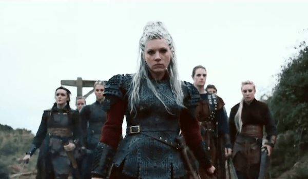 VIKINGS: Season 6 TV Show Trailer: Bjorn is King & Ivar Returns with an Army [History]