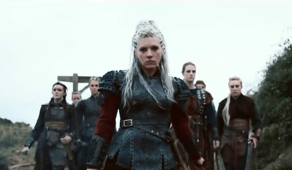 Katheryn Winnick Vikings Season 6