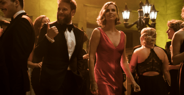 Seth Rogen Charlize Theron Long Shot