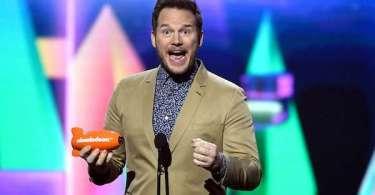 Chris Pratt Nickelodeon's Kids' Choice Awards 2019