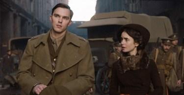 Nicholas Hoult Lily Collins Tolkien