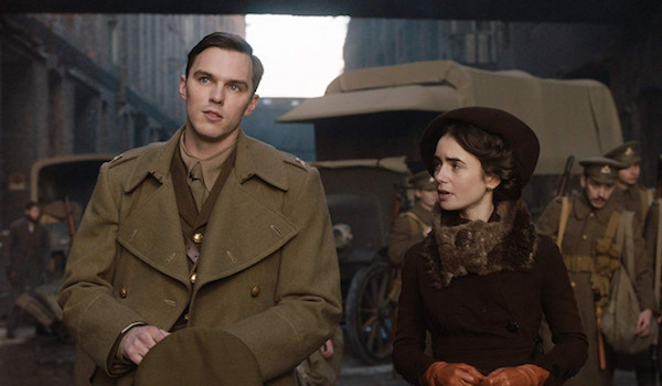 Nicholas Hoult Lily Collins Tolkien