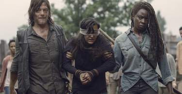 Norman Reedus Danai Gurira The Walking Dead Season 9