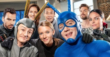 Peter Serafinowicz Griffin Newman Yara Martinez Scott Speiser Valorie Curry Brendan Hines The Tick Season 2