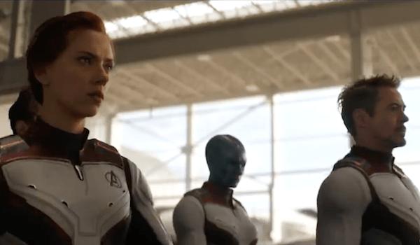 Scarlett Johansson Karen Gillan Robert Downey Jr Avengers Endgame