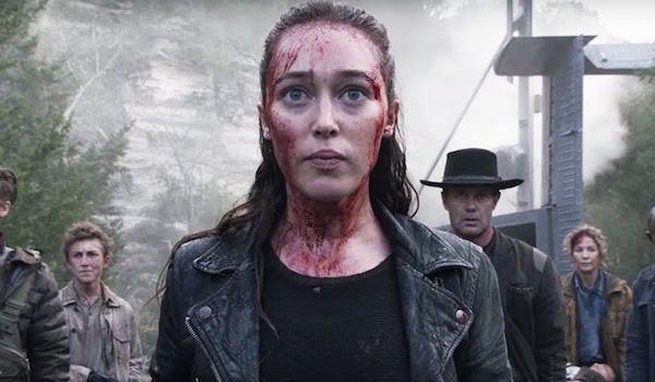 FEAR THE WALKING DEAD: Season 5 TV Show Trailer: Alycia