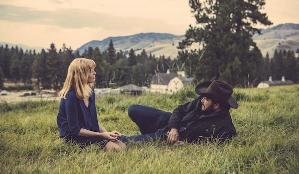 Cole Hauser Kelly Reilly Yellowstone Season 2