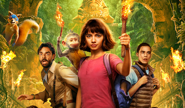 Watch this new trailer for 'Dora and the Lost City of Gold'