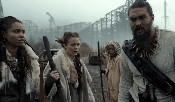 Jason Momoa's Apple Series 'See' Gets First Trailer