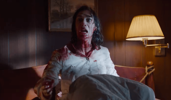 Lizzy Caplan Bloody Castle Rock Season 2