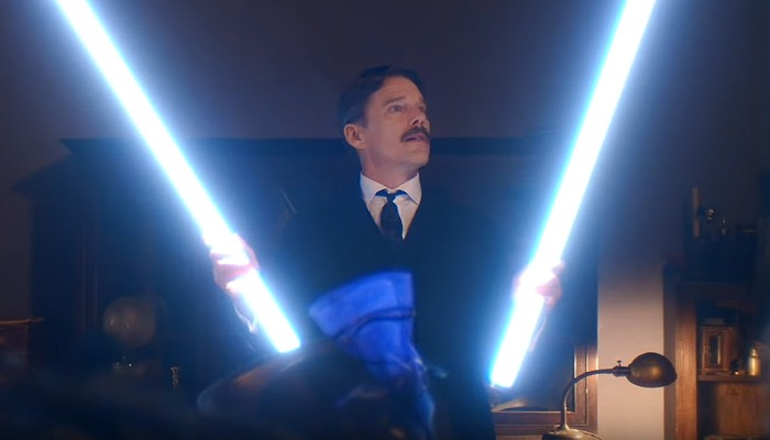 TESLA (2020) Movie Trailer: Ethan Hawke is Inventor & Electrical ...