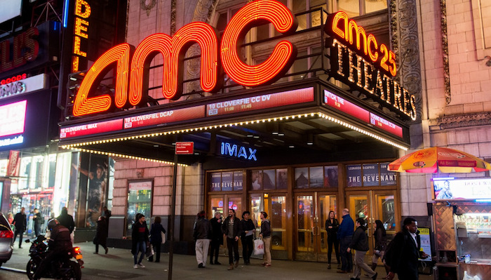 AMC Theaters Facing Bankruptcy as Early as This Winter