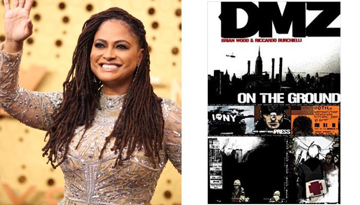 DMZ (2021): HBO Max Green-lights Second Civil War TV Mini-series from Ava DuVernay starring Rosario Dawson