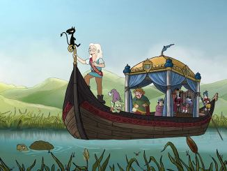 Matt Groening's Disenchantment Season 1 Television Review