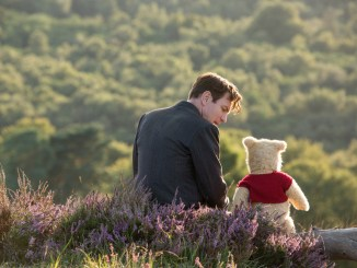 Film Review: Christopher Robin; Winnie the Pooh, Disney, comedy, drama, fantasy