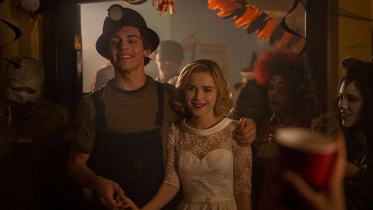 Chilling Adventures of Sabrina; reboot, horror, television review
