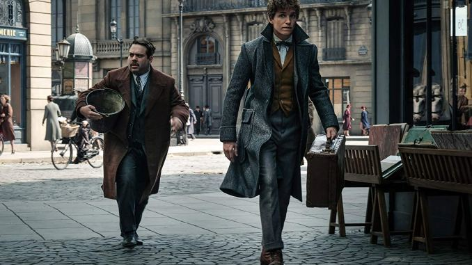 Fantastic Beasts the crimes of Grindelwald Newt and Jacob