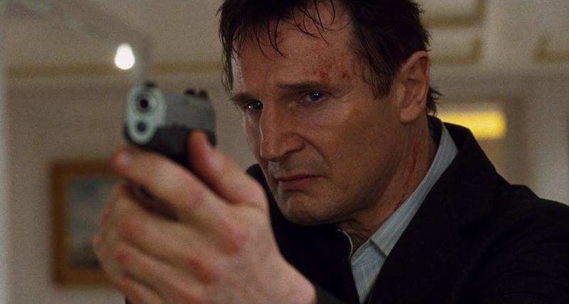 FilmBunker DEEP/DIVE; Taken 2008 2009; Liam Neeson