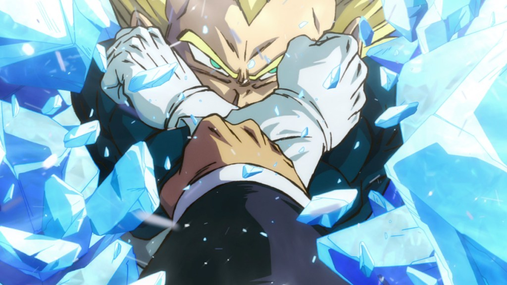 Dragon Ball Super: Broly; DBS movie, anime