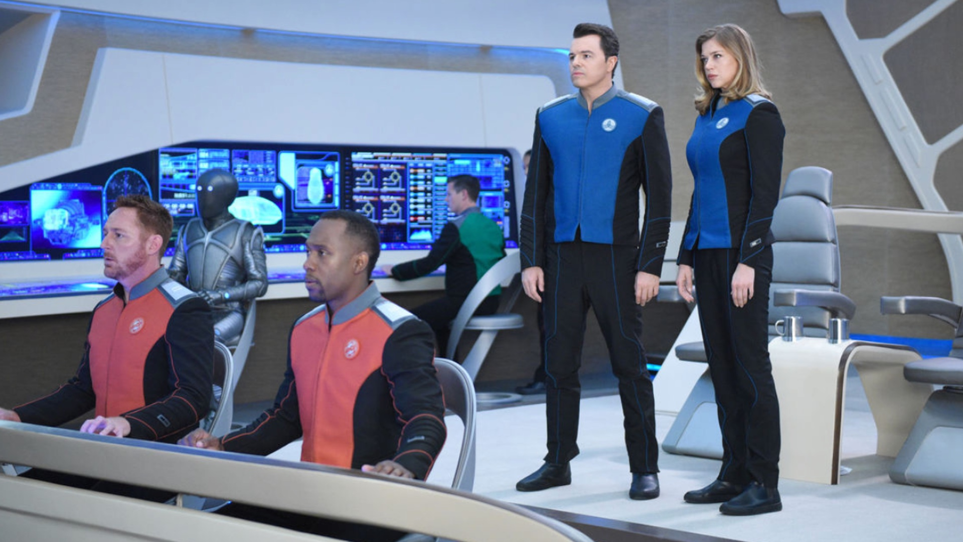 The Orville vs Star Trek Discovery; critical divide