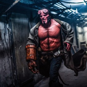 Film Review: Hellboy