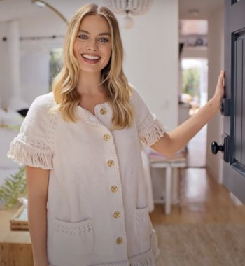 Margot Robbie had dialect coach to make her sound 'less Australian' for Neighbours