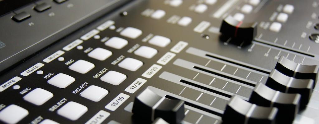 audio mix film tv