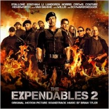 The Expendables 2 – soundtrack