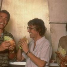 Fota #34 – Arnold Schwarzenegger i Paul Verhoeven