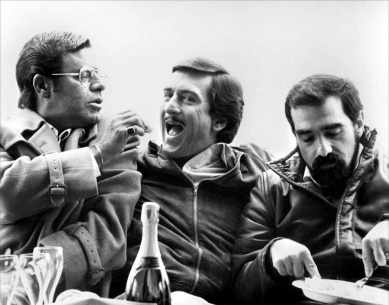 Jerry-Lewis-Robert-De-Niro-and-Martin-Scorsese-on-set-of-The-King-of-Comedy