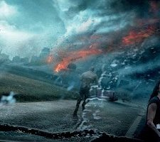 """PLAKAT: """"Into the Storm"""""""