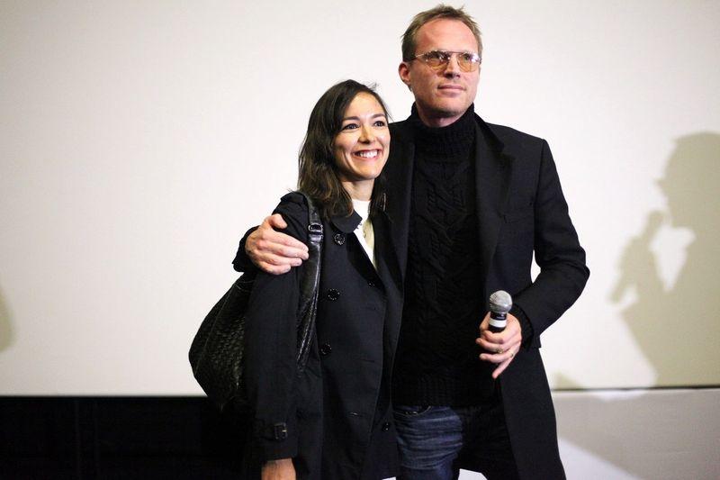 Paul Bettany i Paula Huidobro – pic Karolina Marzyńska_SMALL