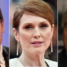 Robert De Niro i Julianne Moore w serialu Davida O. Russella