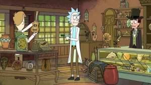 Rick y Morty: 1×9