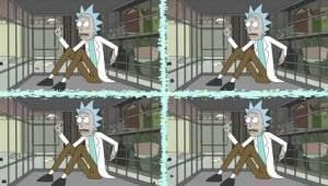 Rick y Morty: 2×1
