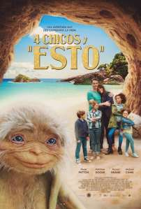 """4 chicos y """"Esto"""""""