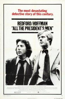 """""""All The President's Men"""" 1976 - Alan J. Pakula"""