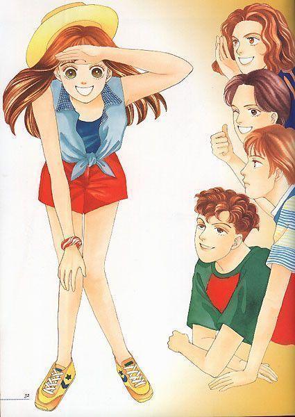 Hana Yori Dango Film Vostfr : dango, vostfr, Dango, (anime, VOSTFR)