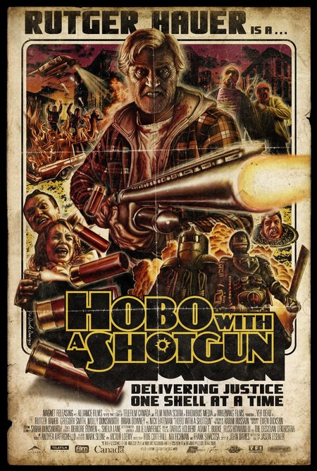 FrightFest Special: Ben Simpson on Hobo with a Shotgun (4/4)
