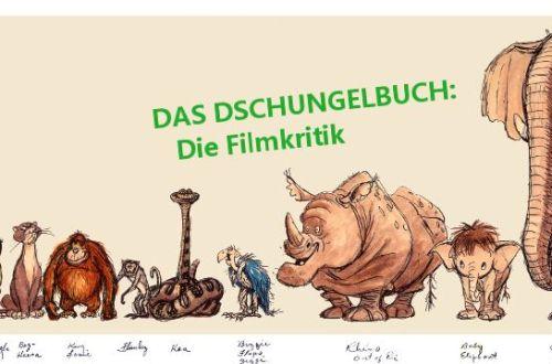 DSCHUNGELBUCH - Filmkritik