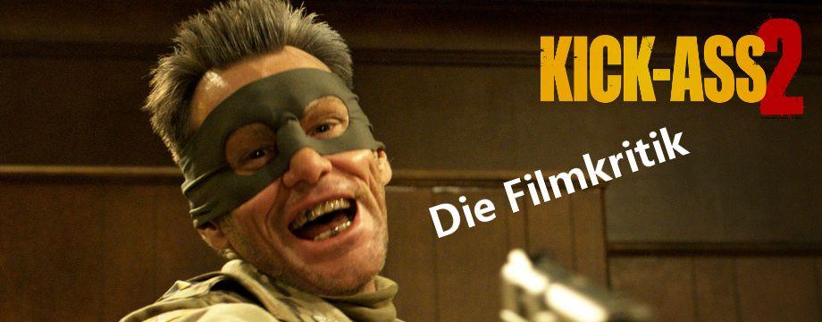 Kick Ass 2 - Filmkritik