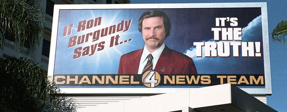 anchorman 2 - Filmkritik