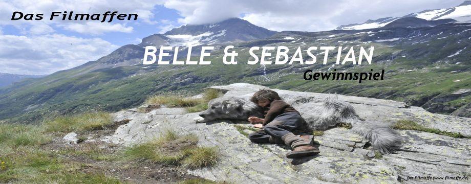 Belle und Sebastian - Gewinnspiel