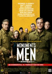 Monuments Men_Poster_small