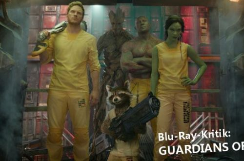 Guardians of the Galaxy - BD-Kritik