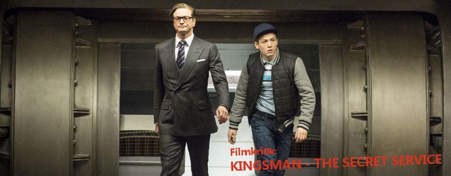 KINGSMAN - THE SECRET SERVICE - Filmkritik