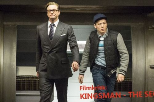 KINGSMAN - THE SECRET SERVICE - Filmkritik