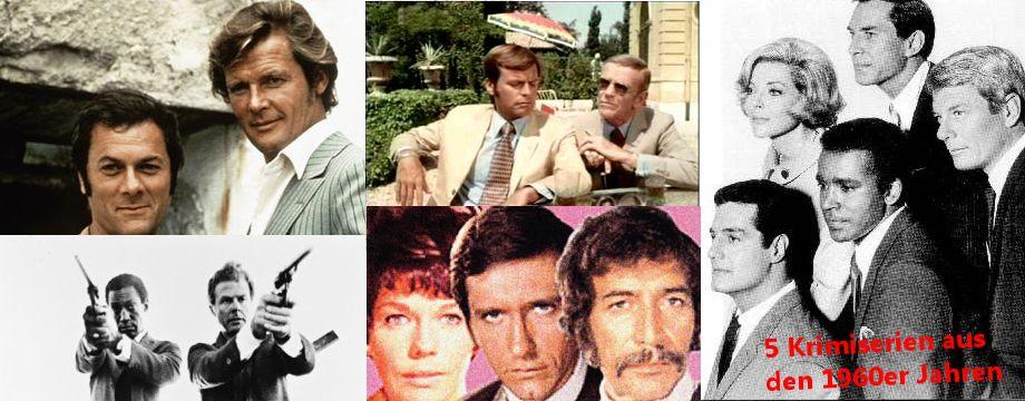 5 Krimiserien aus den 1960er Jahren, die es vor dem Vergessenwerden zu bewahren gilt