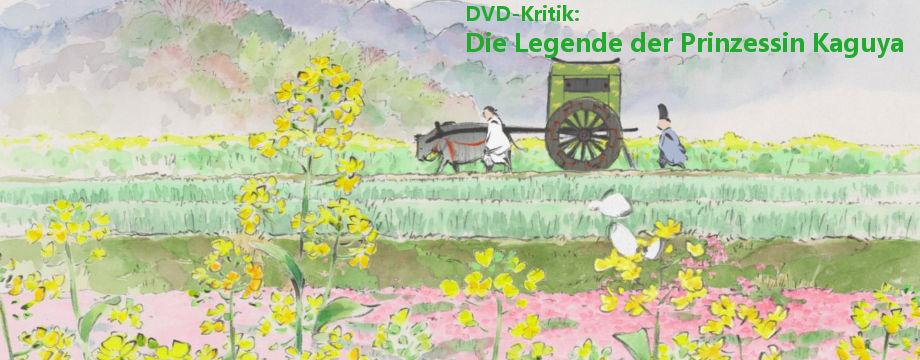 Die Legende der Prinzessin Kaguya - Filmkritik